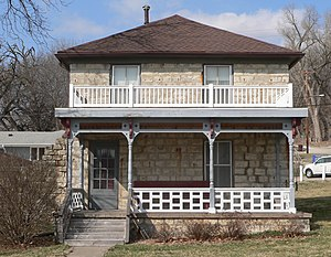 Weeping Water Heritage House Museum from S 1.JPG