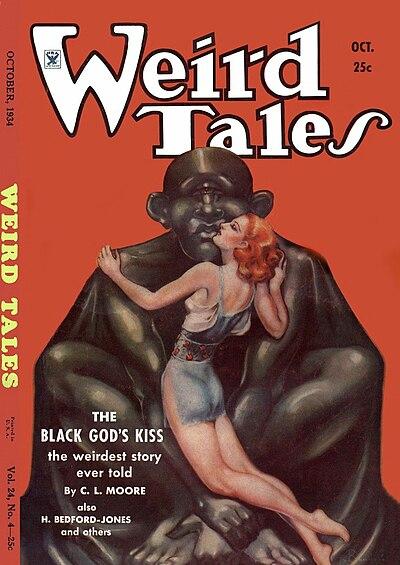 Weird Tales October 1934
