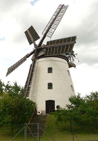 Lehre - Wendhausen Windmill