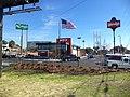 Wendy's, St Augustine Rd., Valdosta, Nov 2013.JPG