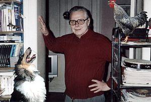 Werner W. Wallroth - Werner W. Wallroth, ca. 1985