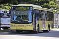Westbus (mo 9382) Volgren 'CR228L' bodied Scania K94UB on Olympic Boulevard at Sydney Olympic Park.jpg