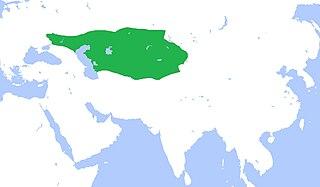 former Khaganate