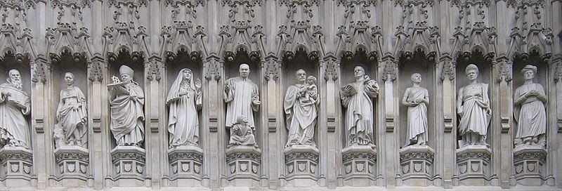 File:Westminster Abbey - 20th Century Martyrs.jpg