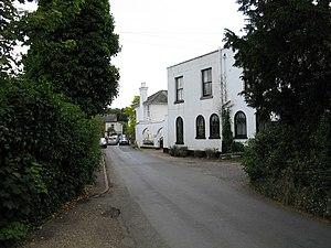 Whittington, Worcestershire - Image: Whittington village geograph.org.uk 859664