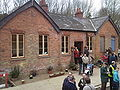 Whitwell station opening.jpg