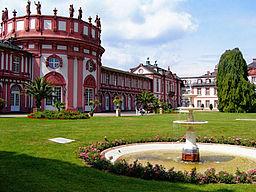Wiesbaden biebrich schloss