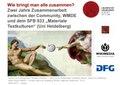 WikiCon 2017 - Wie bringt man alle zusammen? (SFB 933 der Universität Heidelberg, Wikipedia-Redaktion Altertum, WMDE).pdf
