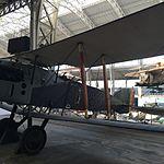 Wiki Loves Art --- Musée Royal de l'Armée et de l'Histoire Militaire, Hall de l'air 33.jpg