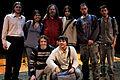 Wikimania 2009 - Richard Stallman en el teatro Alvear con asistentes (18).jpg