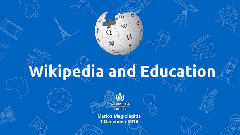 File:Wikipedia and Education.pdf