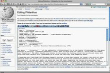 Datei:Wikipedia tutorial - How to make links.ogv