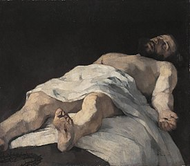 Christus im Grab II