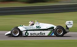 Williams FW08 1982 at Barber 01.jpg