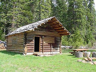 Willow Prairie Cabin United States historic place