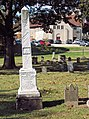 Wilson (William and Sarah), Bethel Cemetery, 2015-10-15, 01.jpg