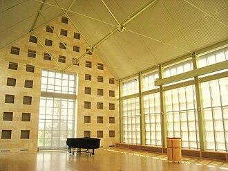 Andover Newton Theological School - Wilson Chapel interior