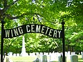 Wing Ring Cemetery entrance sign.JPG