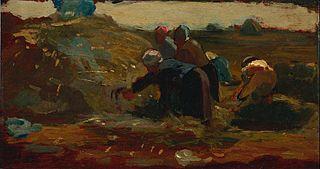 Women Working in a Field (1992.315)