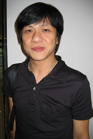 Wisit Sasanatieng - Wisit at the Thai Film Foundation's Digital Forum in September 2007