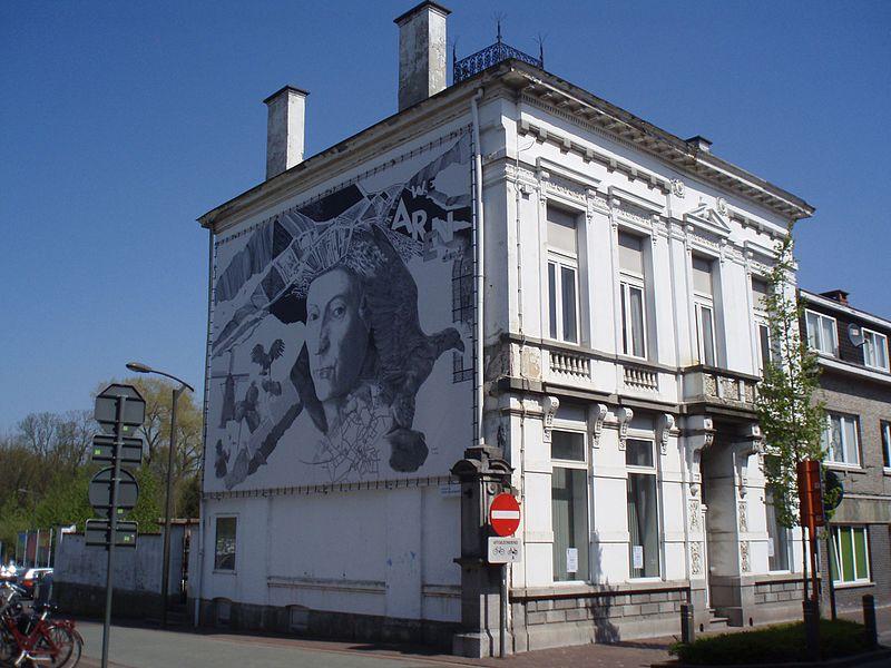 Huis Deroissart-Stercken, Vrijheid 31