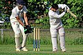 Woodford Green CC v. Hackney Marshes CC at Woodford, East London, England 095.jpg