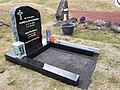 Work on progress on graveyard with Granithollin team members.jpg