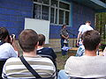 Workshop speech, LVEE 2008 (3rd day).jpg