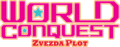 World Conquest Zvezda Plot anime logo.png