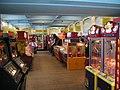 Worthing Pier gaming arcade - geograph.org.uk - 1551444.jpg