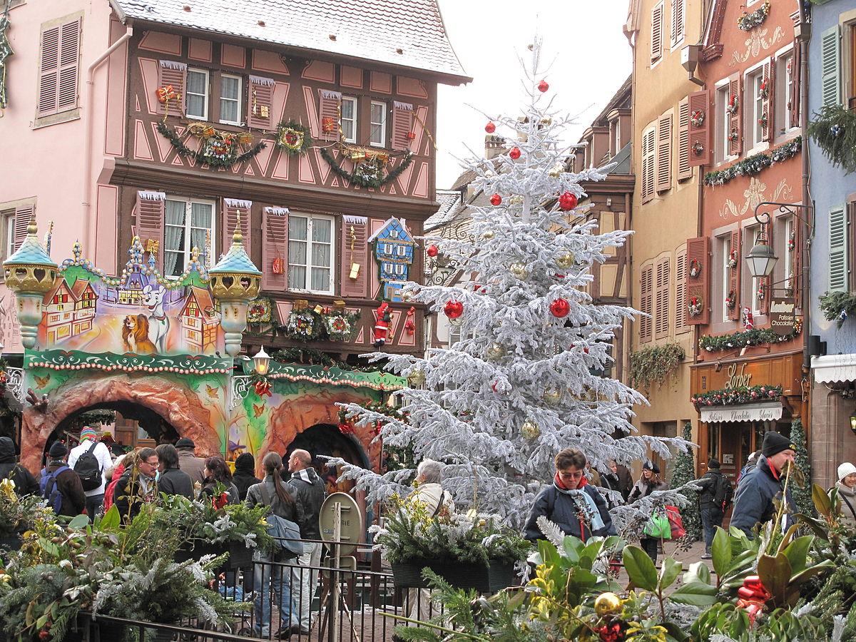 Alla Ricerca Della Stella Di Natale Wiki.Natale In Francia Wikipedia