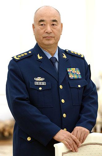 Xu Qiliang - Image: Xu Qiliang