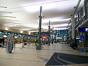 YEG departure area
