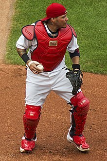 Image result for yadi gold gloves