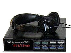 Yamaha CX5M - Image: Yamaha FB 01 (low resolution)