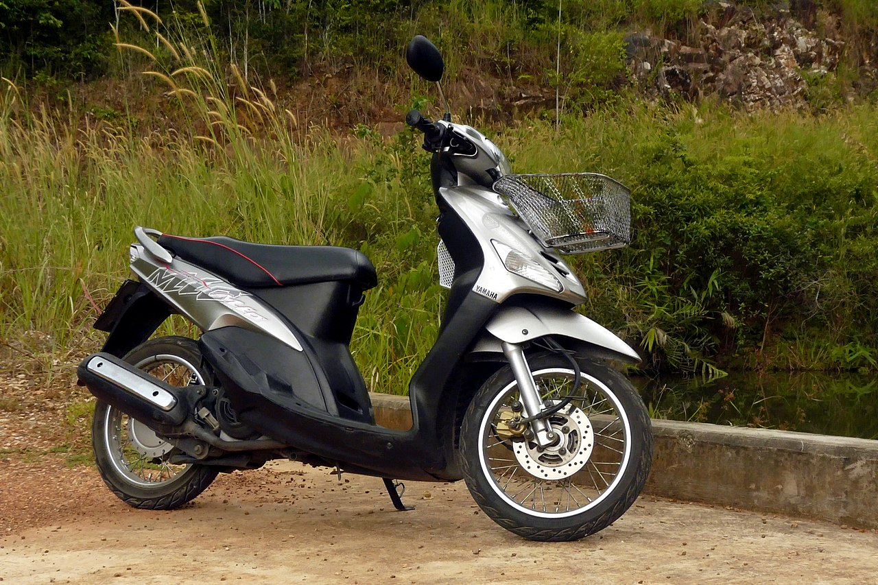 Yamaha Sporty