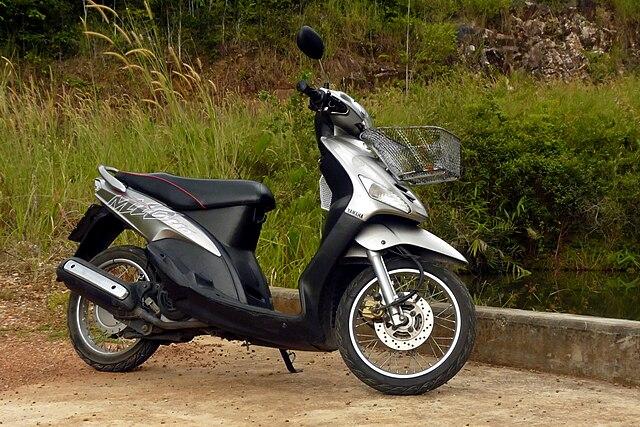 Yamaha Vino Philippines