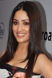Yami Gautam at Vogue Beauty Awards 2013.jpg