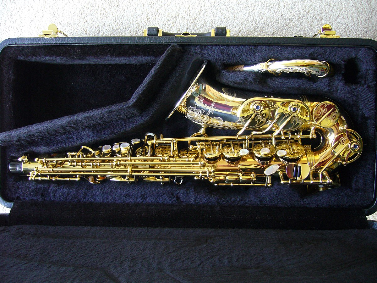 Yamaha Sax Models