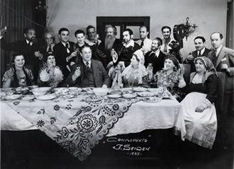 The Yiddish King Lear - The Yiddish King Lear (1934)