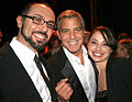 Yoav Potash George Clooney Shira Potash 2012 National Board of Review Awards.jpg