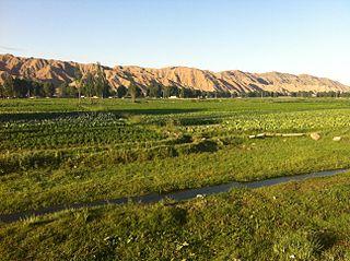 Yongchang County County in Gansu, Peoples Republic of China