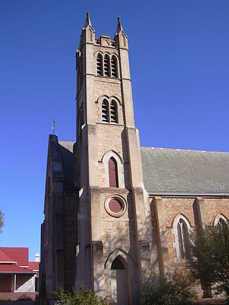 York, Western Australia - Image: York St. Patrick