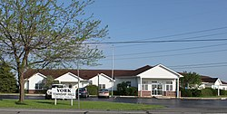 York Township Hall
