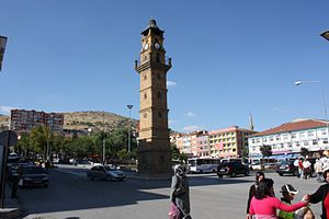 Yozgat - Yozgat Clock Tower