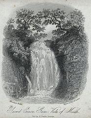 Yscwd Einon Gam, vale of Neath