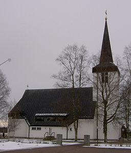 Yttermalungs kapel