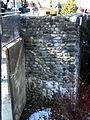 Zürich - Uetliberg Ruine Reste Nordmauer.jpg