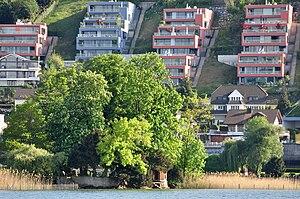 Richterswil - Schönenwirt island
