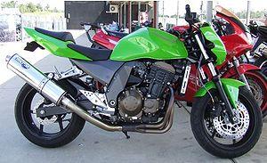 Kawasaki Zxr Abs Se
